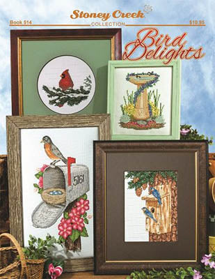 Bird Delights ~ Stoney Creek Collection