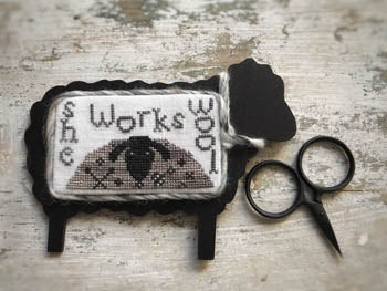 She Works Wool ~ Lucy Beam