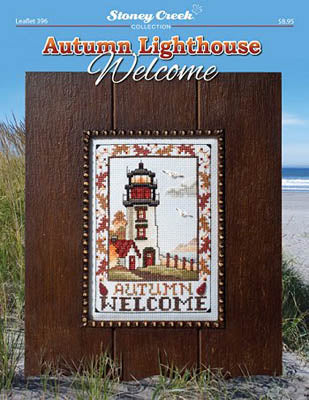 Autumn Lighthouse Welcome ~ Stoney Creek Collection