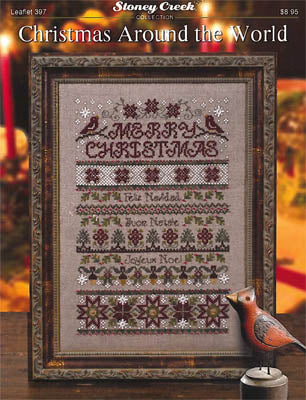 Christmas Around The World ~ Stoney Creek Collection