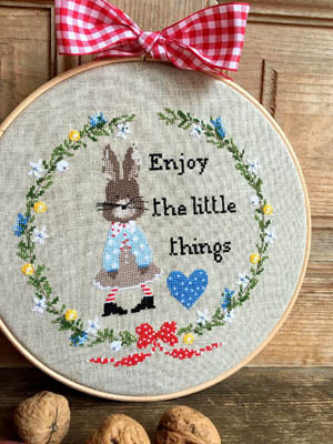 Enjoy The Little Things ~ Lilli Violette