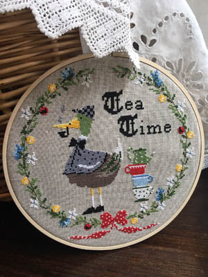 Tea Time ~  Lilli Violette