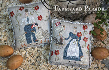 Farmyard Parade ~ With Thy Needle & Thread