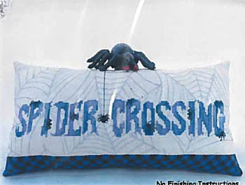 Spider Crossing ~ Designs By Lisa
