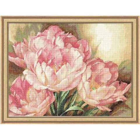 Tulip Trio ~ Dimensions Counted Cross-Stitch Kit