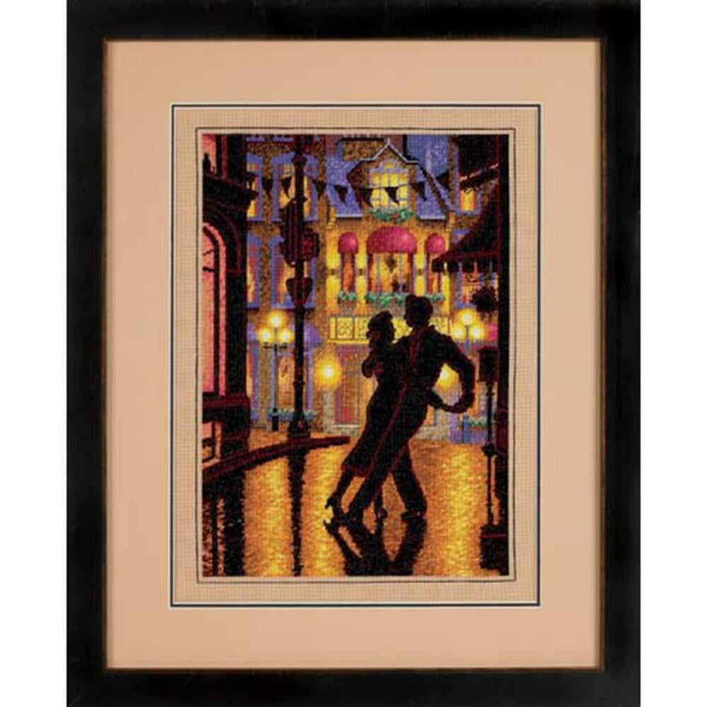 Midnight Dance ~ Dimensions Counted Cross-Stitch Kit