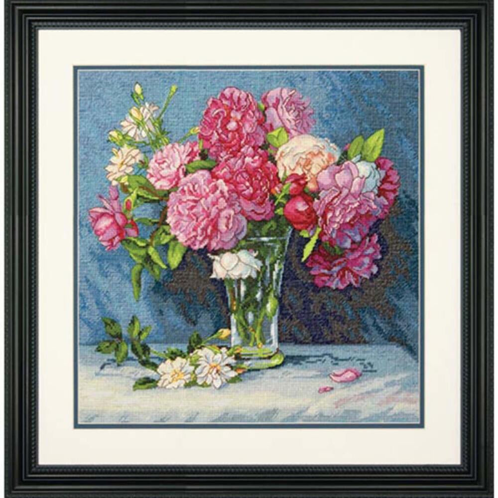 Mary's Bouquet ~ Dimensions Counted Cross-Stitch Kit