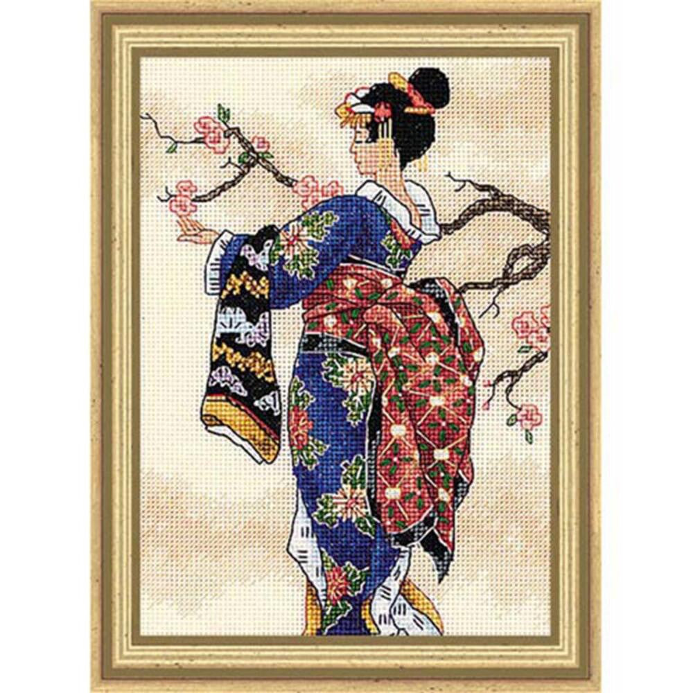 Mai ~ Dimensions Counted Cross-Stitch Kit
