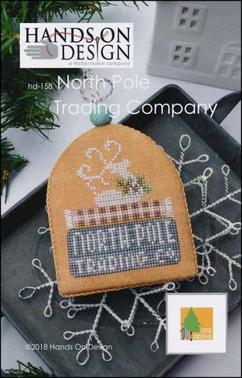 North Pole Trading Company - White Christmas  ~  Hands On Design