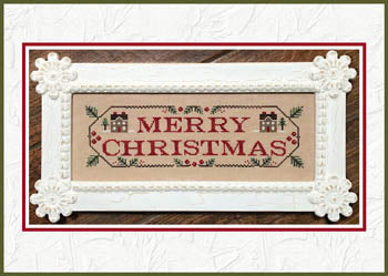 Merry Christmas ~ Country Cottage Needleworks