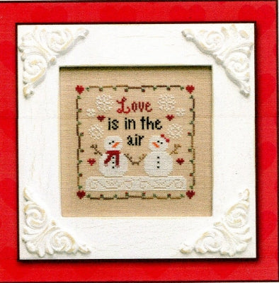 Love is in the Air ~ Country Cottage Needleworks