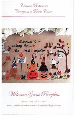 Welcome Great Pumpkin ~ Cuore E Batticuore