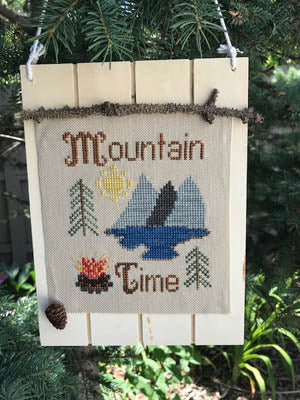 Mountain Time ~ Pickle Barrel Designs