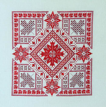 Shades Of Canada ~ Northern Expressions Needlework