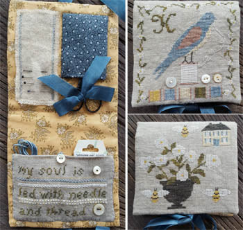 With Needle And Thread NeedleBook ~ Samplers Not Forgotten