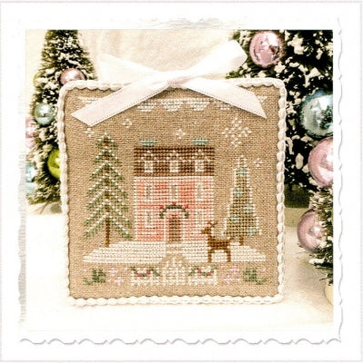 Glitter House 4 - Glitter Village ~ Country Cottage Needleworks
