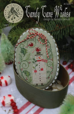 Candy Cane Wishes ~ With Thy Needle & Thread