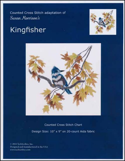 Kingfisher ~ TechScribes
