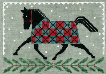 Horse Country Holiday ~ Artful Offerings