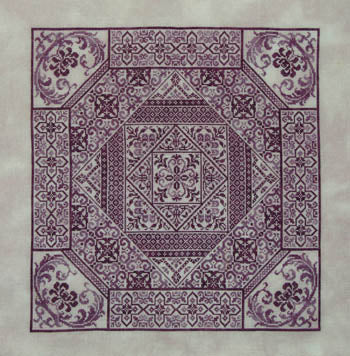 Shades Of Plum ~ Northern Expressions Needlework