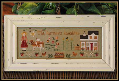 Farmer's Daughter ~ Little House Needleworks (M)