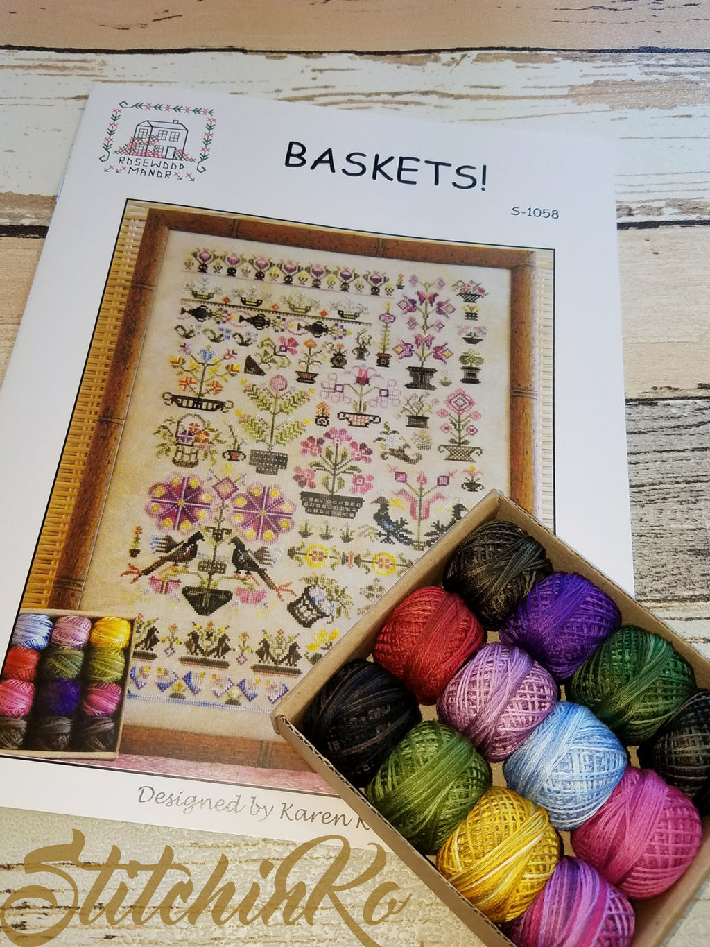 Baskets ~ Rosewood Manor