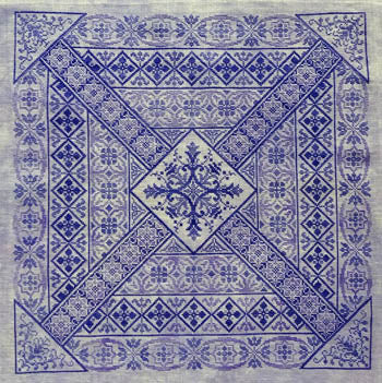 Shades Of Indigo ~ Northern Expressions Needlework