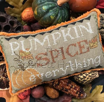 Pumpkin Spice Everything ~ The Scarlett House