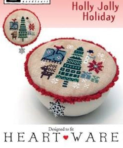 Holly Jolly Holiday ~ Heart In Hand