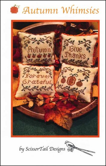 Autumn Whimsies ~ ScissorTail Designs