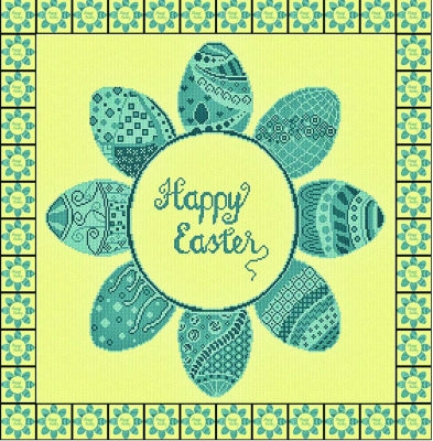 Happy Easter ~ Alessandra Adelaide Needleworks
