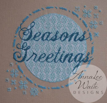 Seasons Greetings ~ Annalee Waite Designs