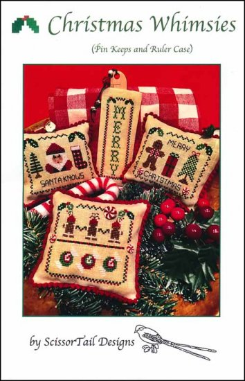 Christmas Whimsies ~ ScissorTail Designs