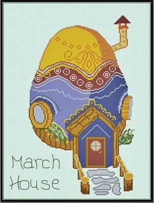 March House ~ Alessandra Adelaide Needleworks