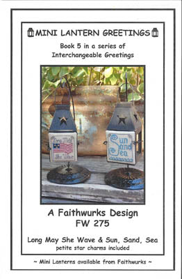 Mini Lantern Greetings BK 5 ~ Faithwurks