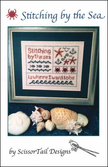 Stitching By The Sea ~ ScissorTail Designs