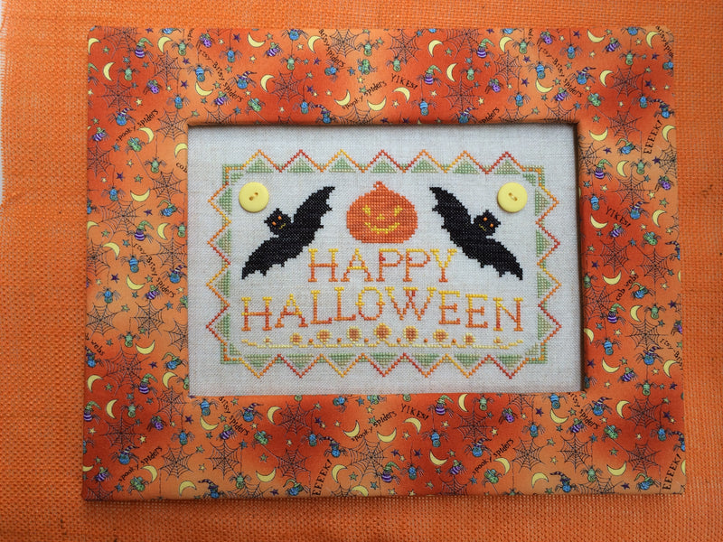Batty Halloween ~ Annalee Waite Designs