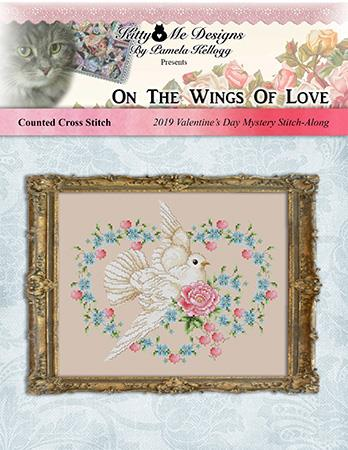 On The Wings Of Love ~ Kitty & Me Designs