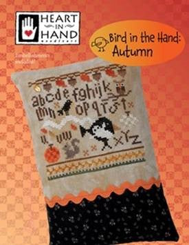 Bird In The Hand - Autumn ~ Heart In Hand