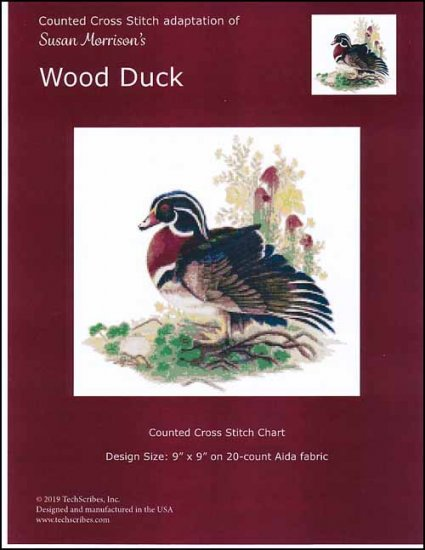 Wood Duck ~ TechScribes