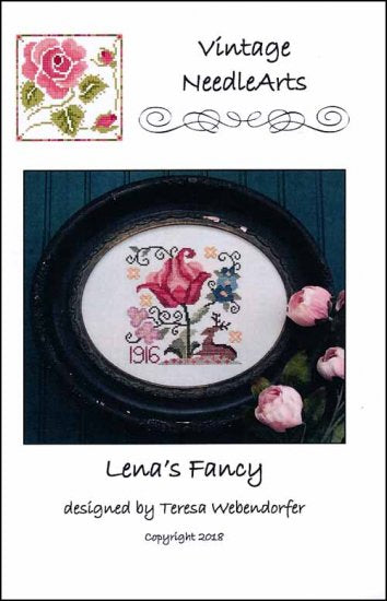 Lena's Fancy ~ Vintage NeedleArts
