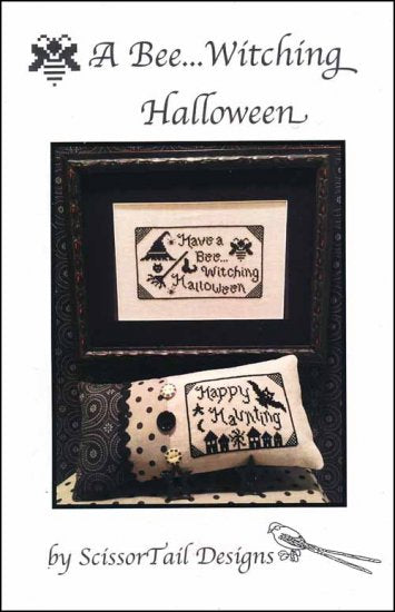 A Bee Witching Halloween ~ ScissorTail Designs