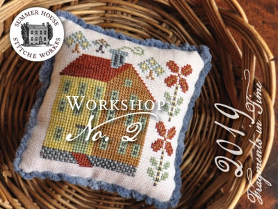 Fragments in Time 2019 - #2 - Workshop~  Summer House Stitche Workes