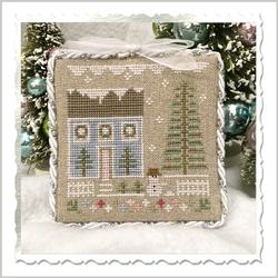 Glitter House 1 - Glitter Village ~ Country Cottage Needleworks