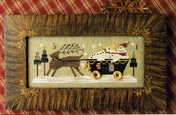 Delivering Winter ~ Homespun Elegance