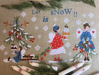 Let It Snow ~ Lilli Violette