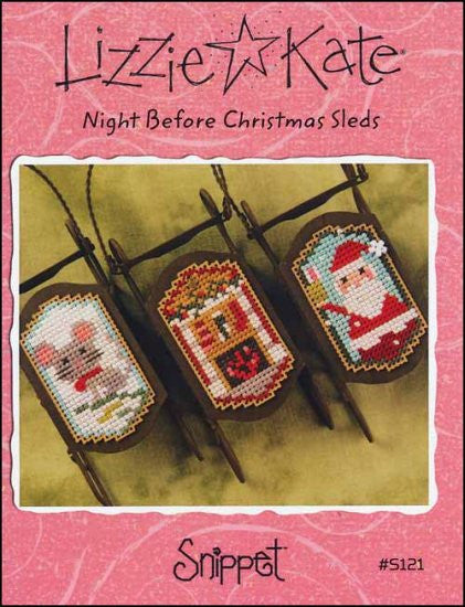 Snippet: Night Before Christmas Sleds