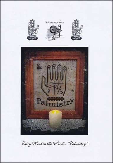 Palmistry ~ Fairy Wool in the Wood