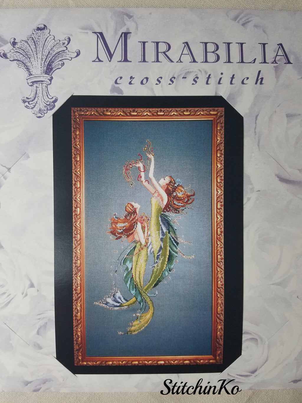 ~  MD85 ~ Mermaids of the Deep Blue ~ Mirabilia