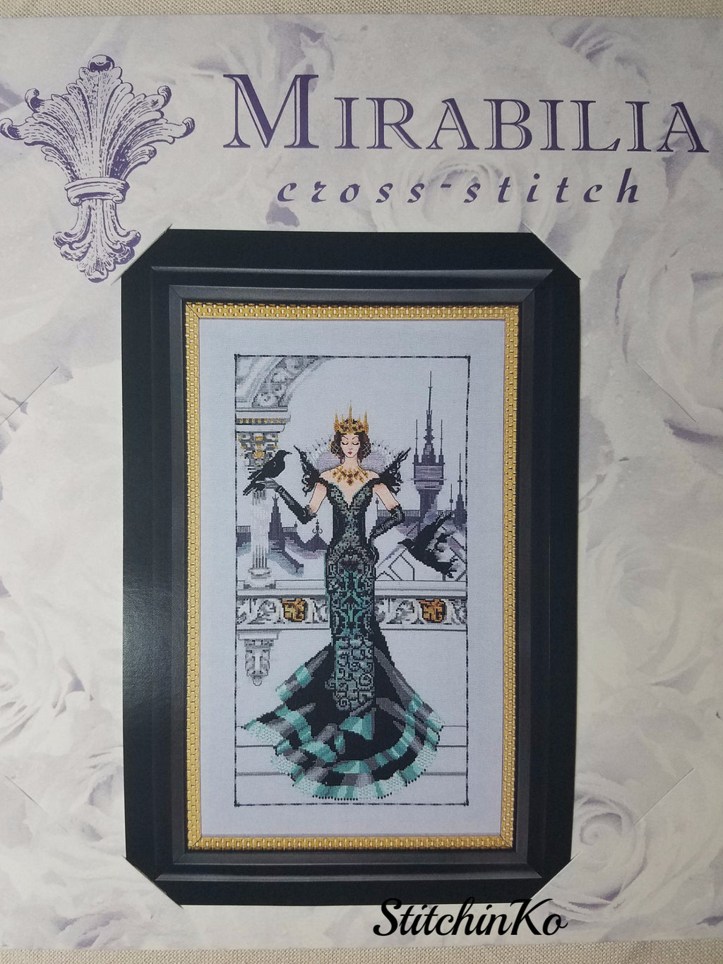 ~ MD139 ~ The Raven Queen ~ Mirabilia